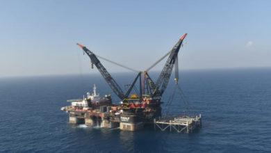 Photo of נובל אנרג׳י תציב מערכת ניטור אוויר רציף על גבי אסדת לוויתן