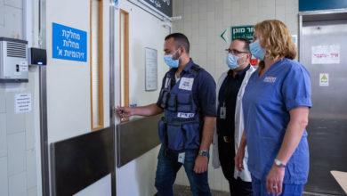 Photo of המרכז הרפואי הלל יפה: שוחררו חולי הקורונה האחרונים מאשפוז