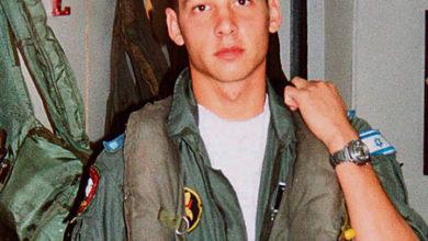 Photo of הזיכרון של סרן תם פרקש ז״ל, טיס חיל האוויר ותושב קיסריה, ימשיך להדהד בכולנו