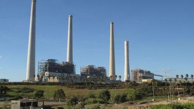 Photo of תחנת כוח אורות רבין היא בין עשרת הפולטים הגדולים של חומרים מזהמים בישראל