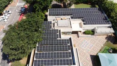 Photo of אנרגיה מתחדשת בבית הספר קיסריה לקראת פתיחת שנת הלימודים תשפ״א