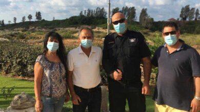 Photo of יחד עם המשטרה: מקדמים תכנית למניעת מטרדים העולים מג'סר א-זרקא